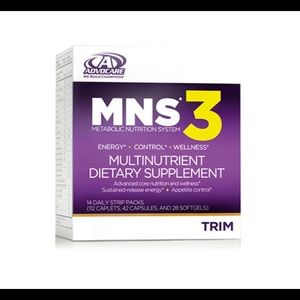 Other - Advocare MNS 3